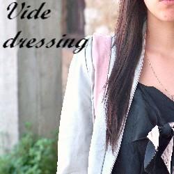 Réassort vide-dressing