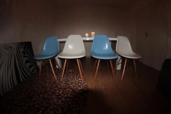 histoire de chaise - Chaise Eames Pas Cher