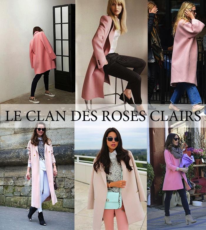 le clan des roses pales