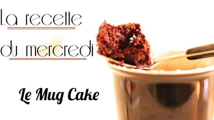 La recette du mercredi #6 : le Mug Cake