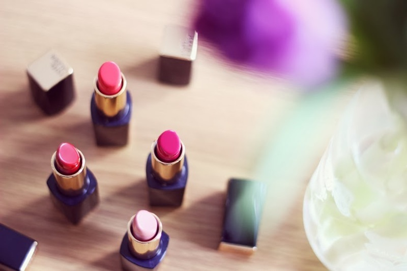 Estee Lauder Lipsticks_hello October