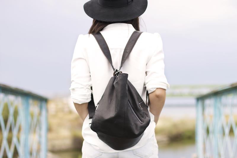 sac à dos Léa Toni