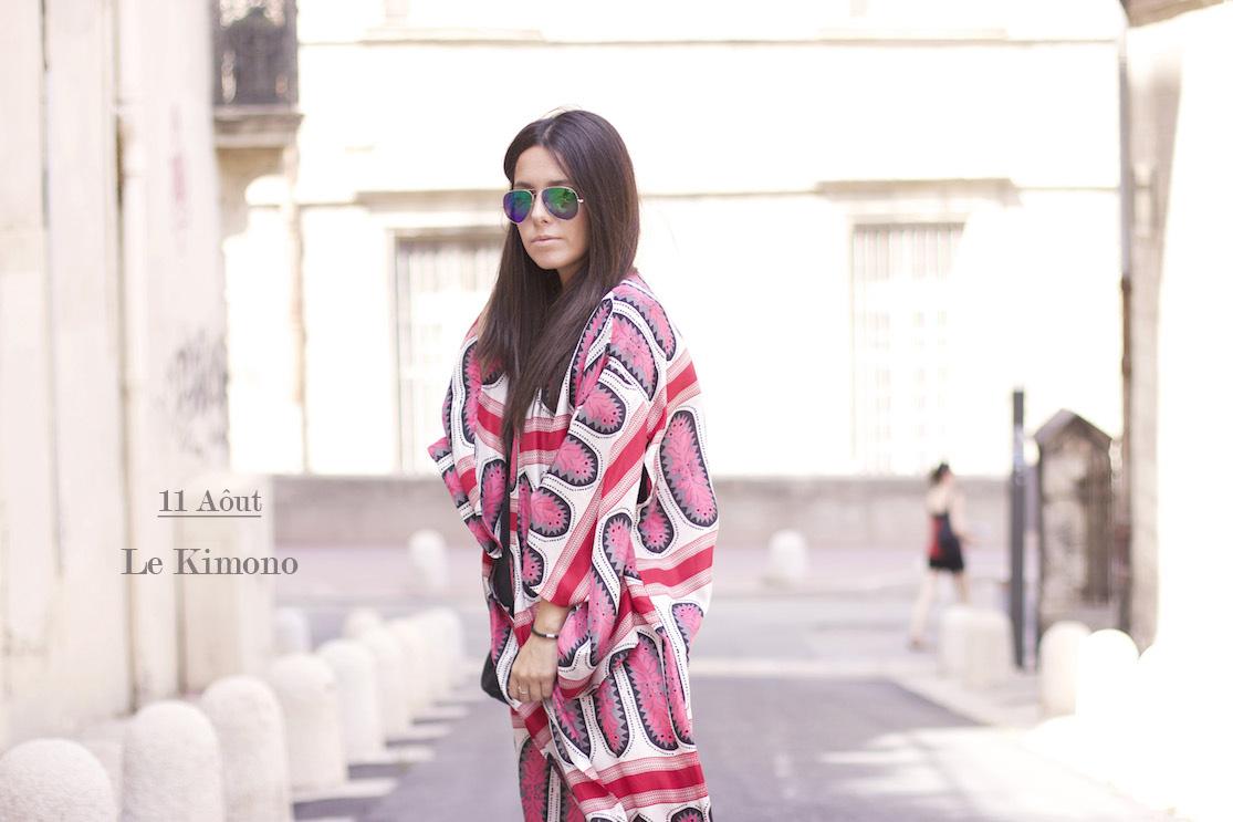 Le Kimono