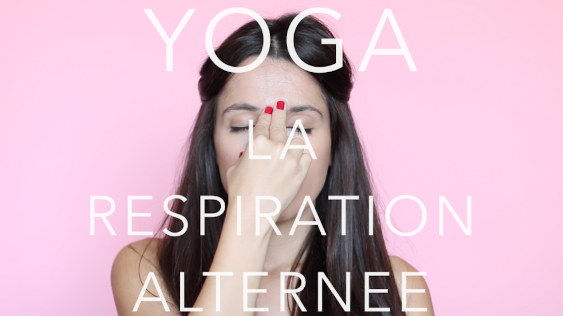 Yoga : La respiration alternée