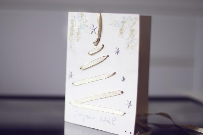 DIY cartes noel