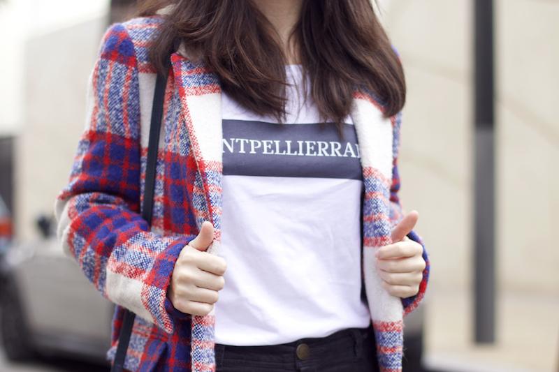 t-shirt montpellieraine