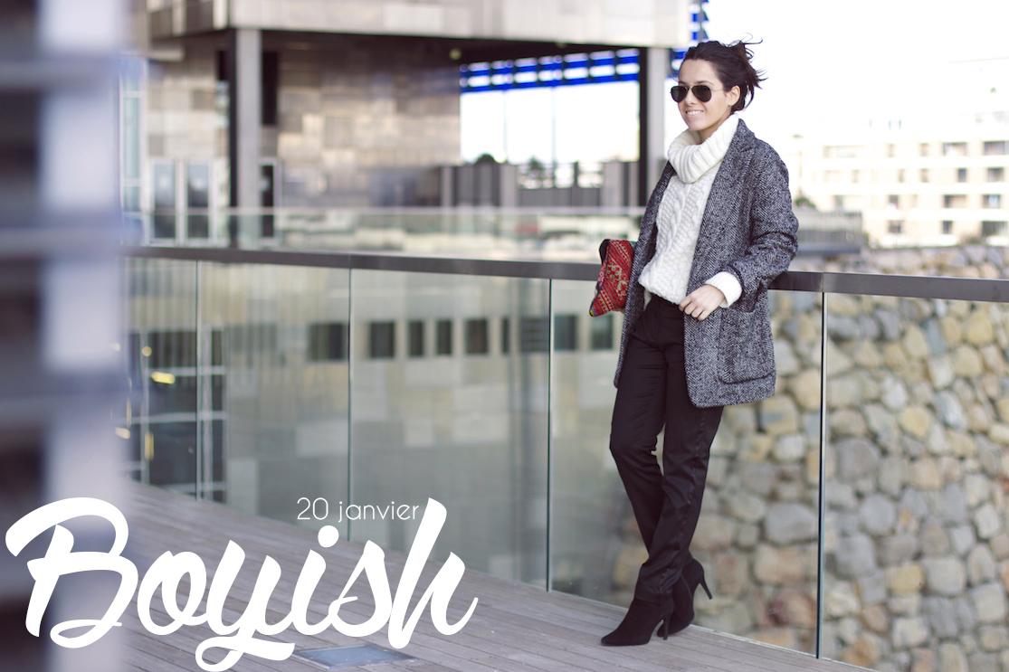 Boyish