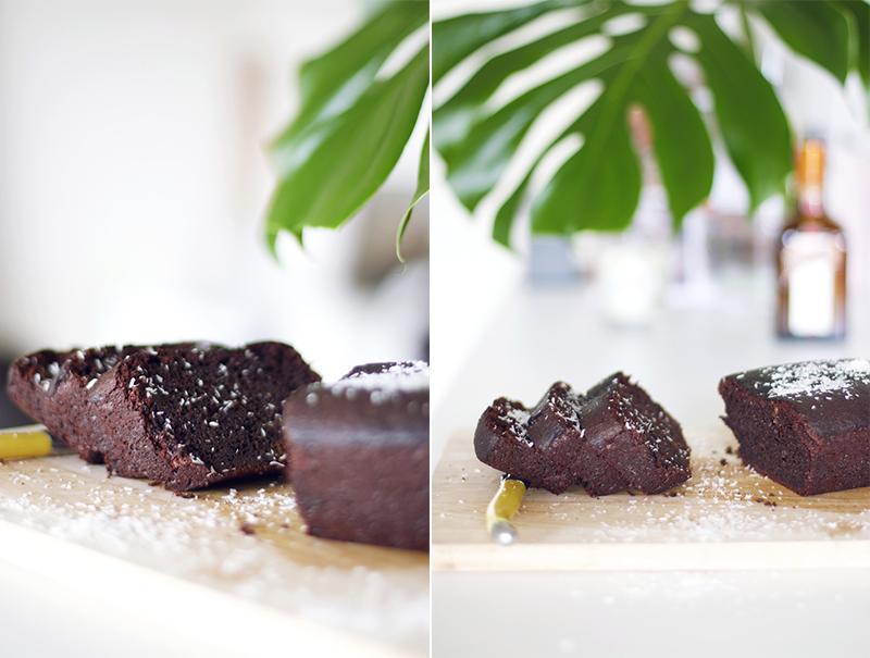 cake épeautre chocolat