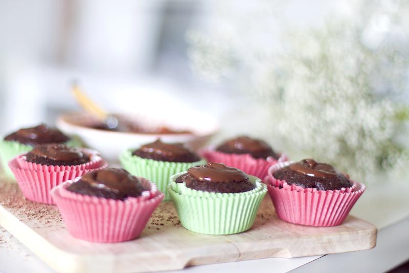 muffins chocolat épeautre