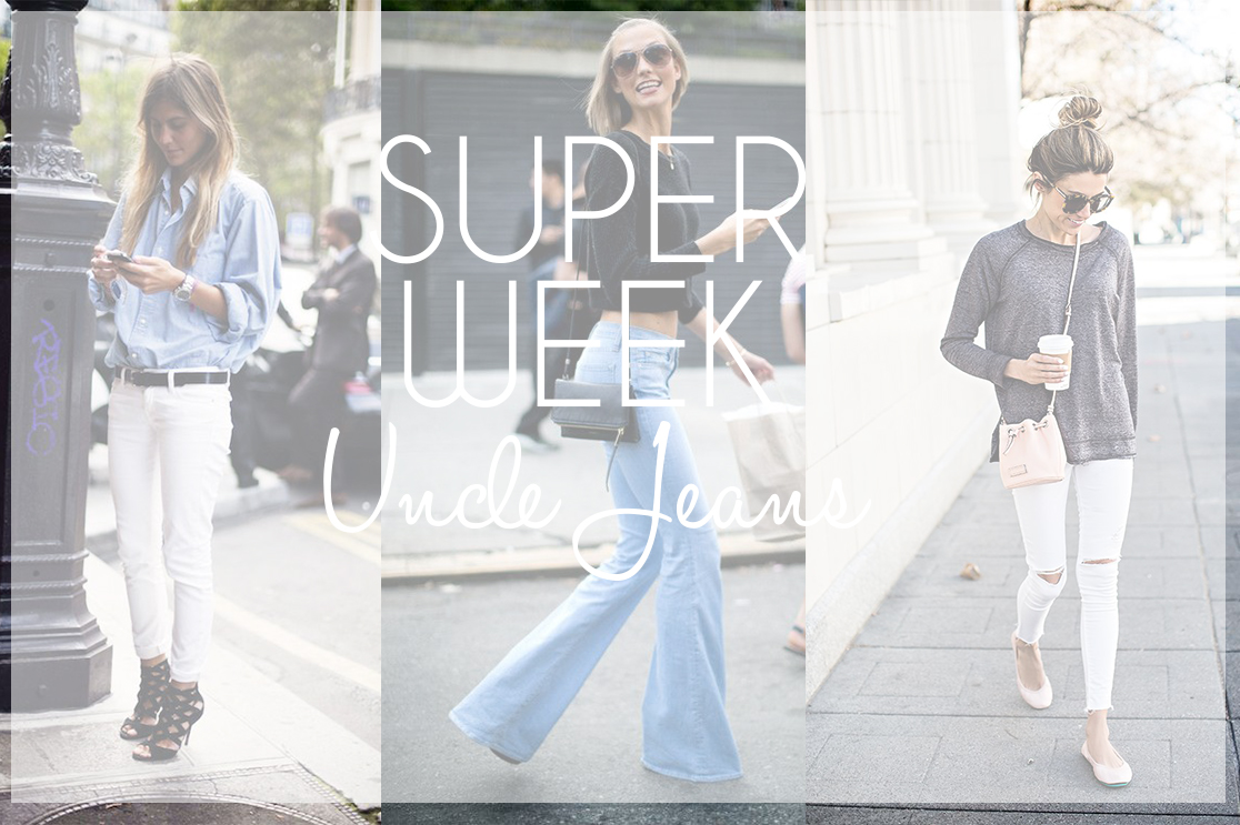 Super Week Uncle Jeans