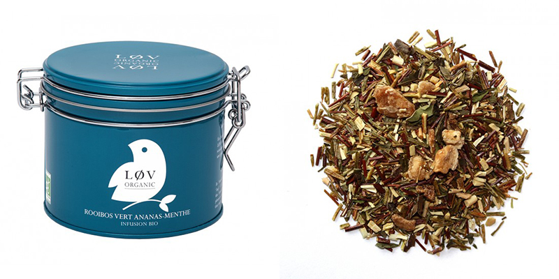 thé lovorganic