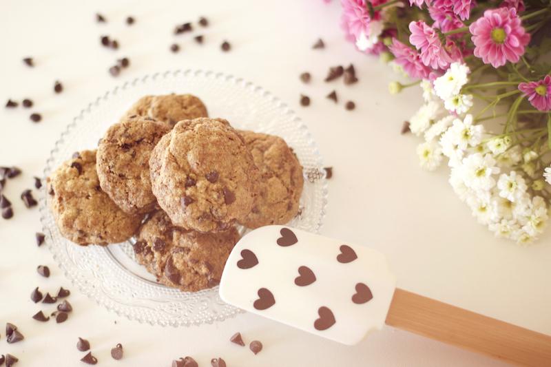 cookies petit épeautre