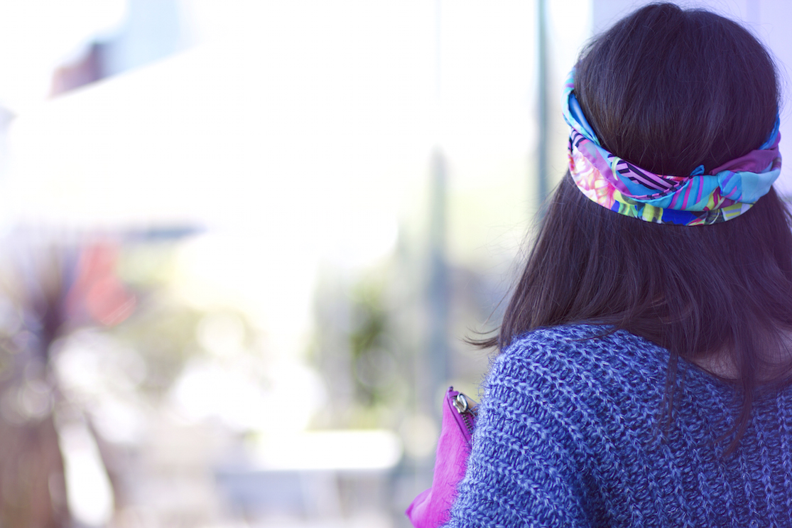 foulard lacroix