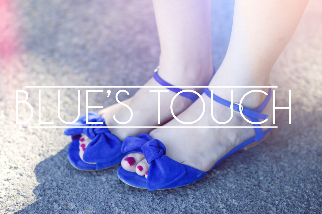 Blue's Touch