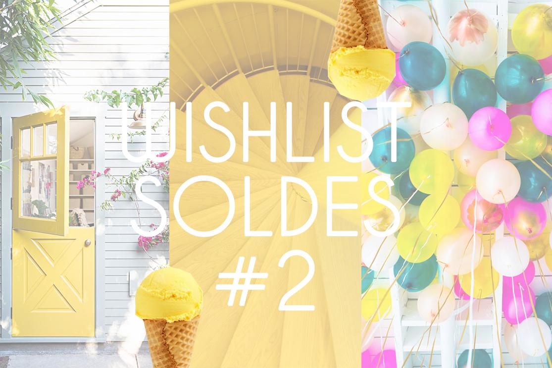 Wishlist soldes #2