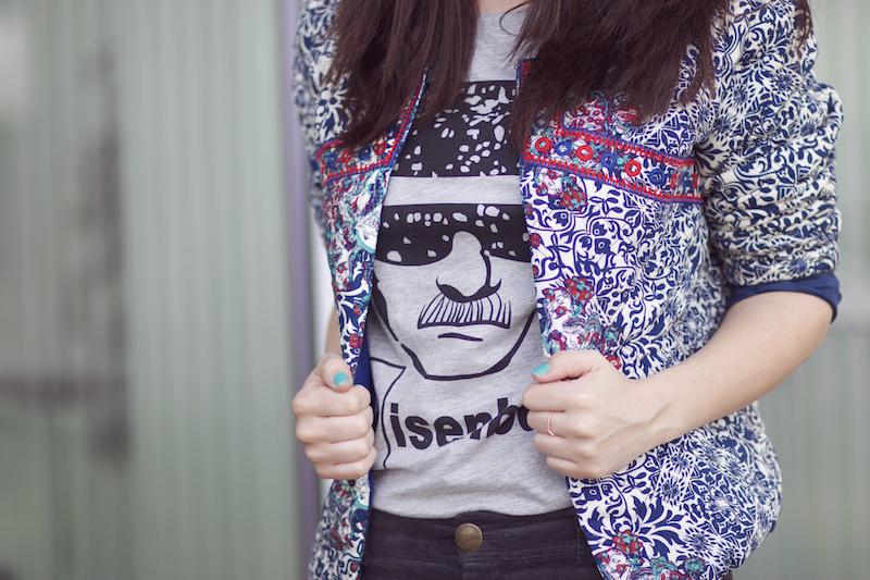 t-shirt heinsenberg