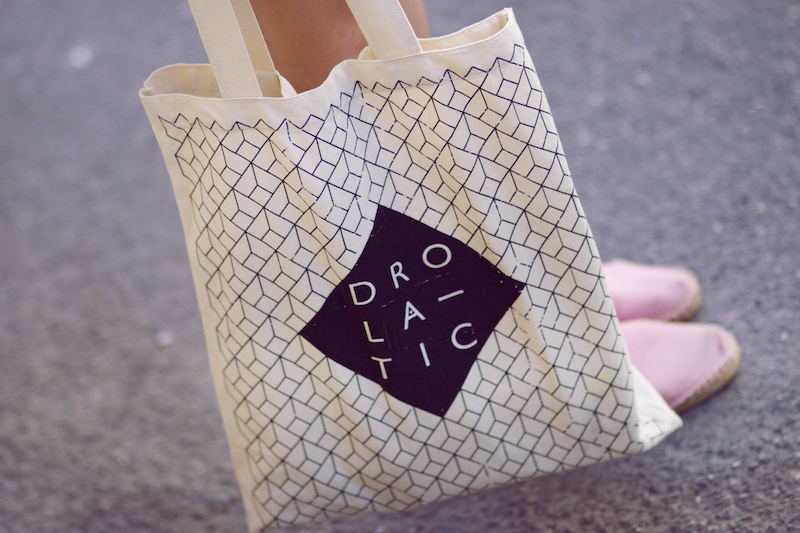 tote bag drolatic