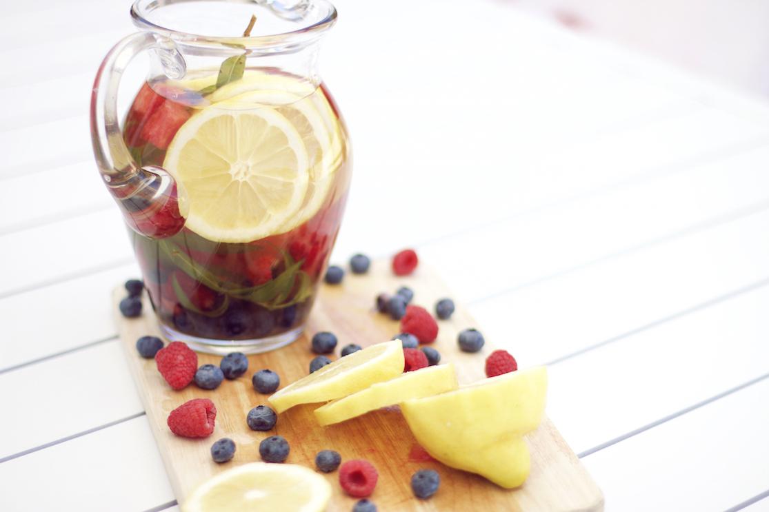 infusion fruits et verveine