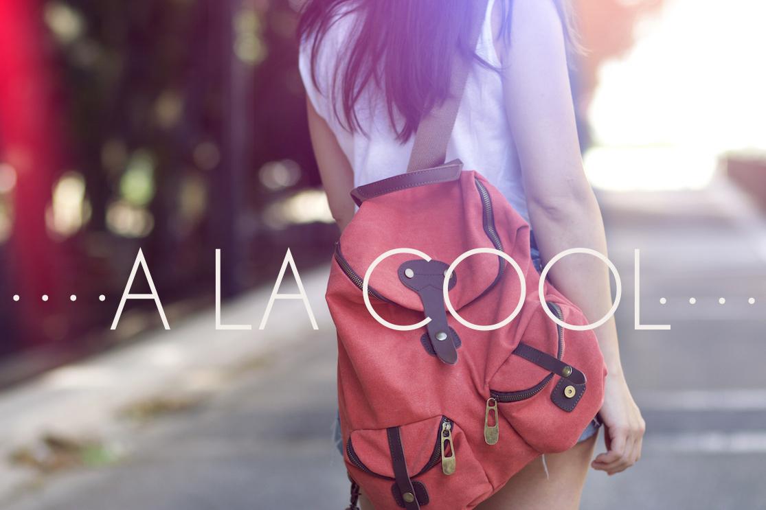 A la cool
