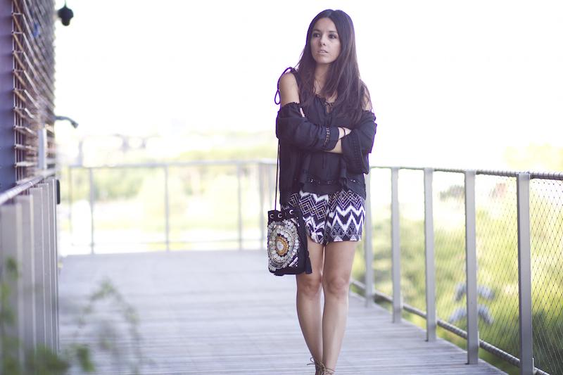 look blogueuse boho