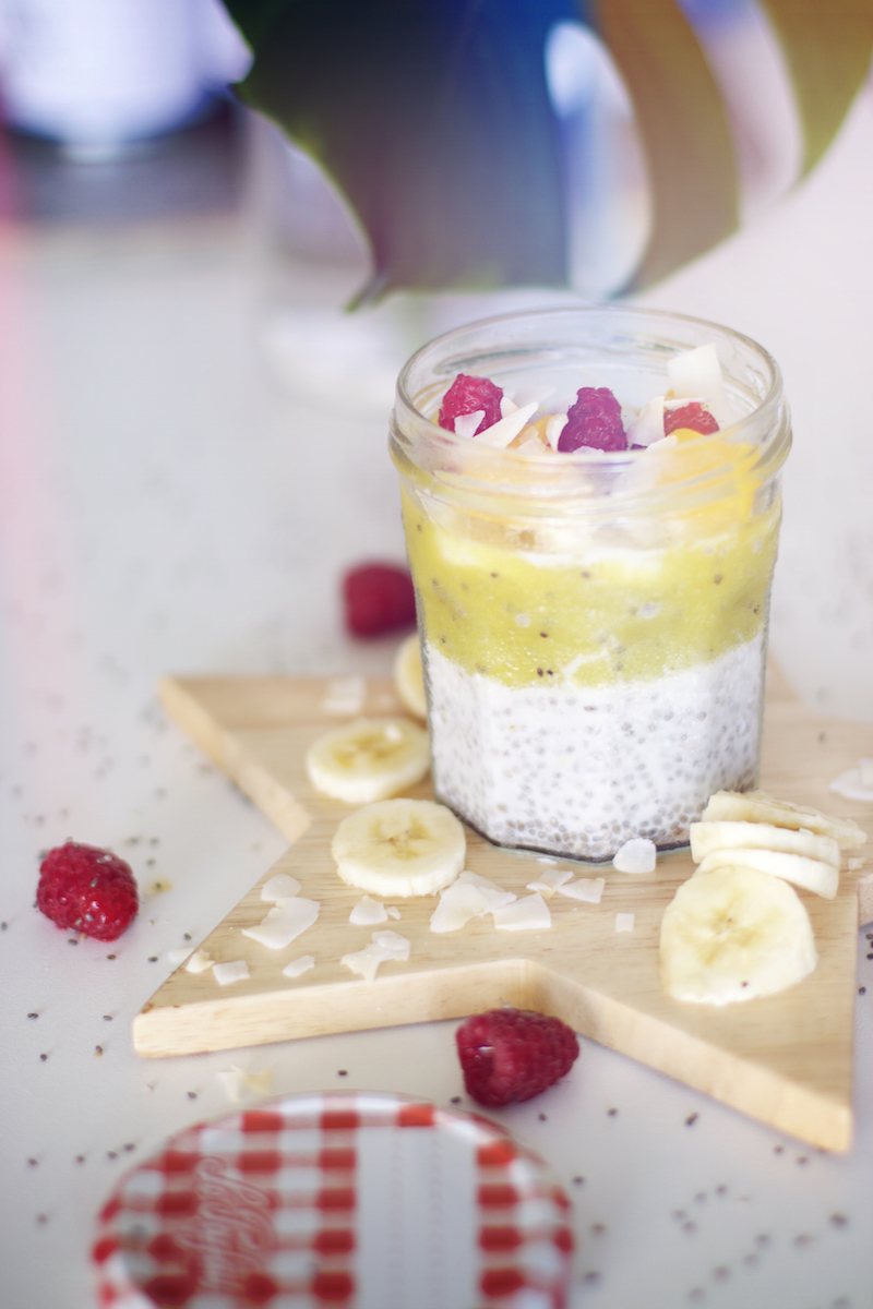 porridge chia