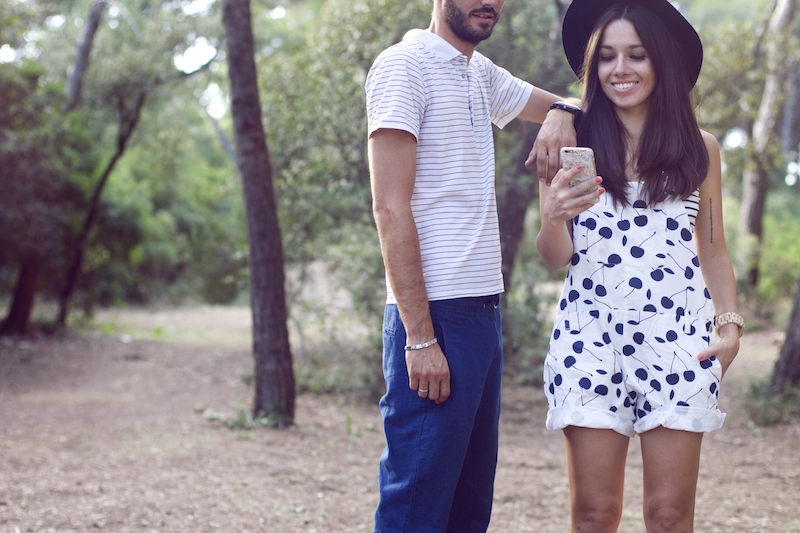 look couple montre konifer