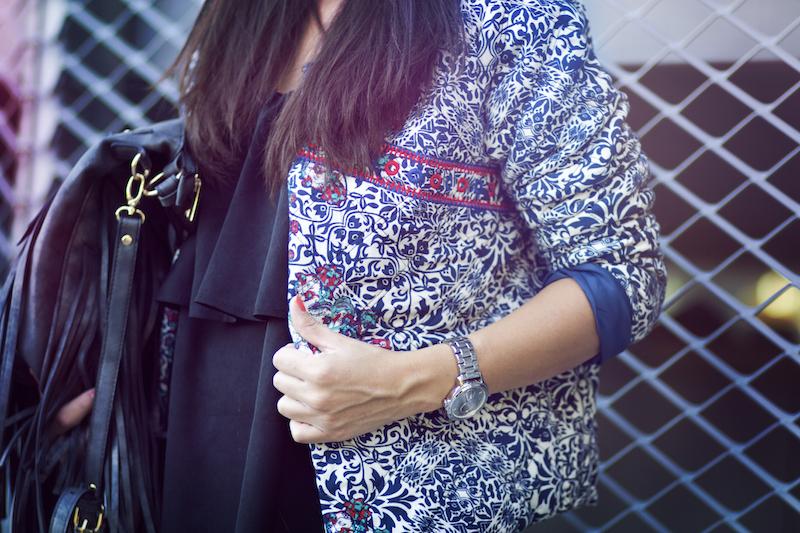 veste motifs
