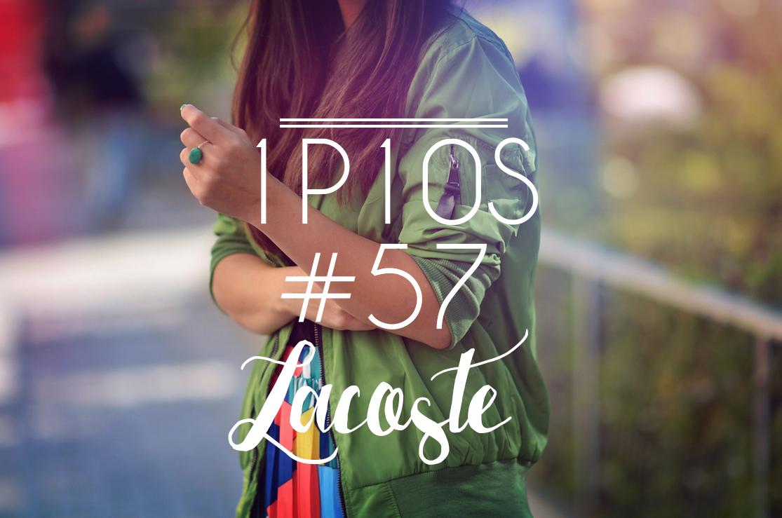 1P10S #57 LACOSTE