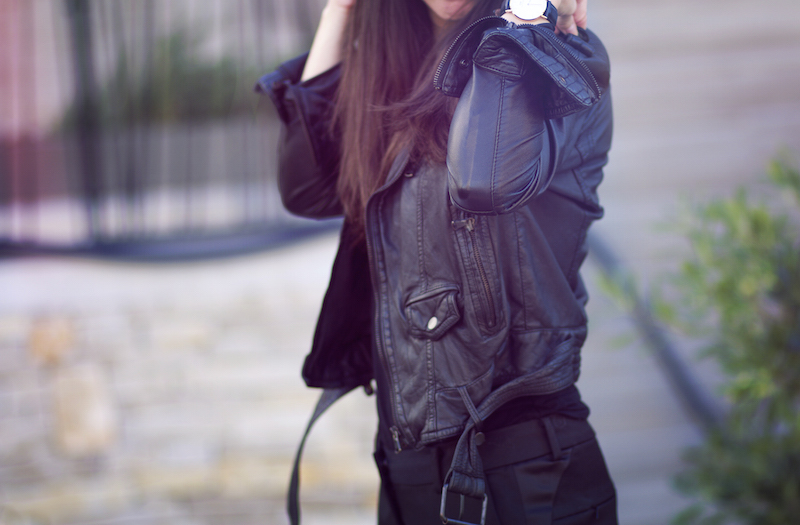 veste cuir