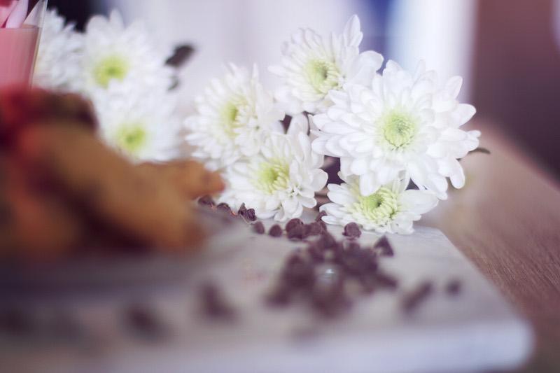 fleurs recette