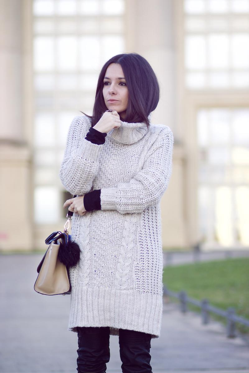 La Robe Pull - Le petit monde de Julie - Blog mode