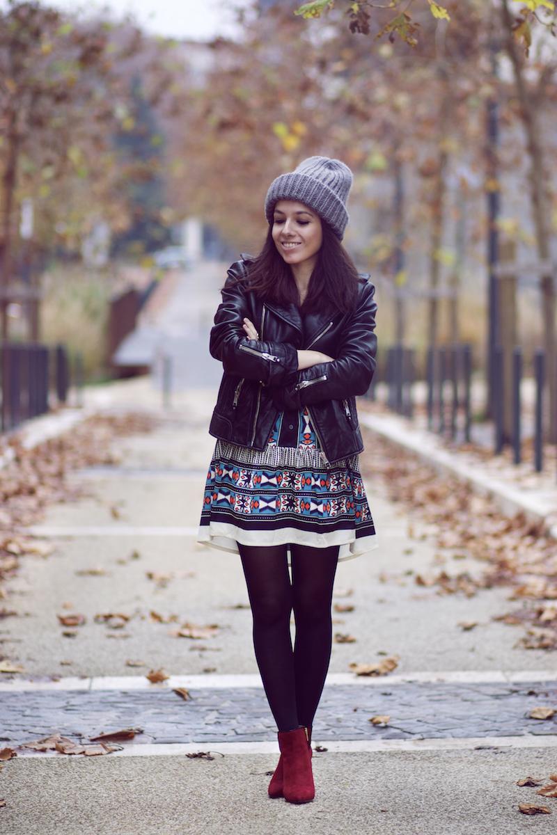 robe ethnique blog mode
