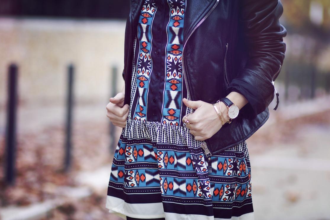 robe ethnique