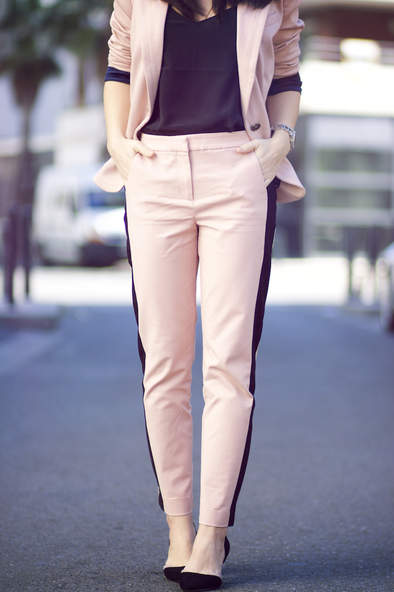 blog mode pantalon rose boden