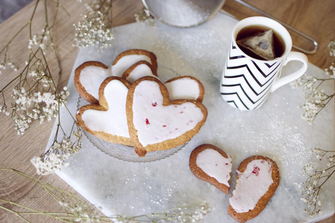 recette biscuits coeurs