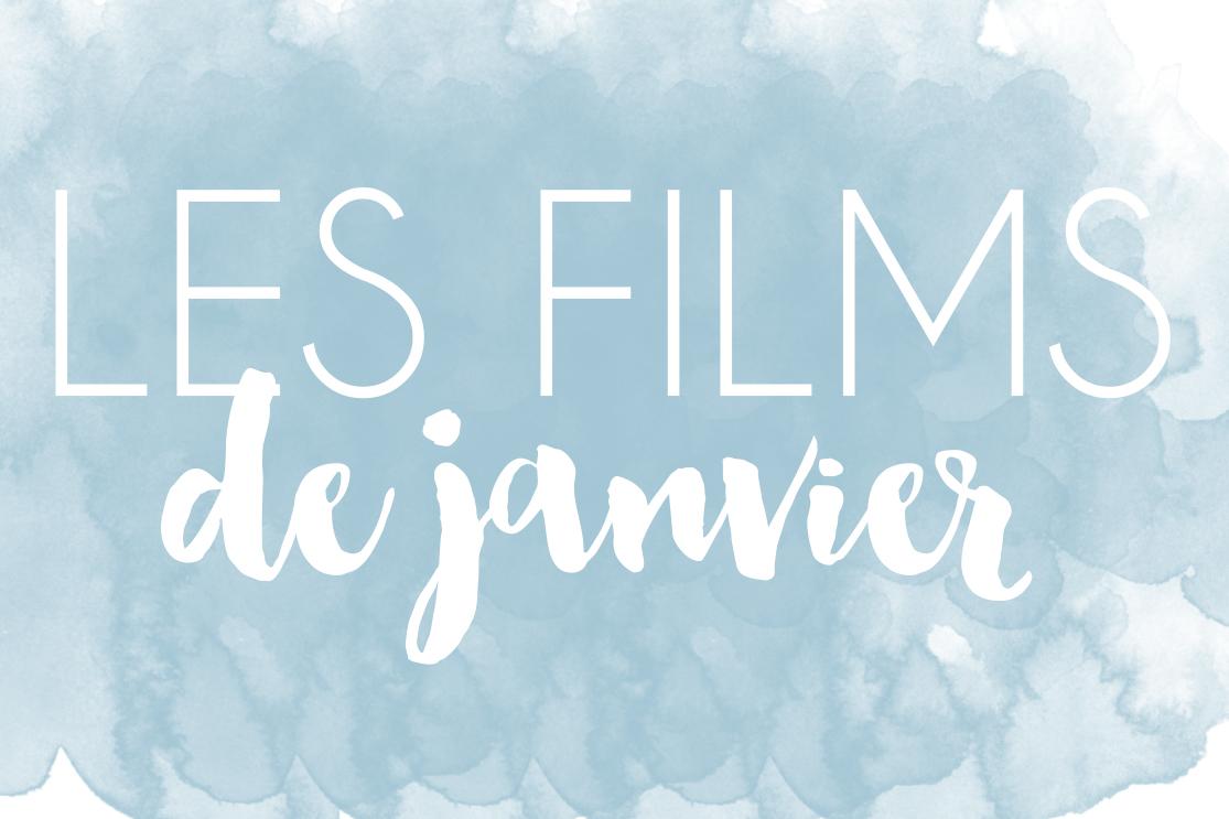 Les films de Janvier