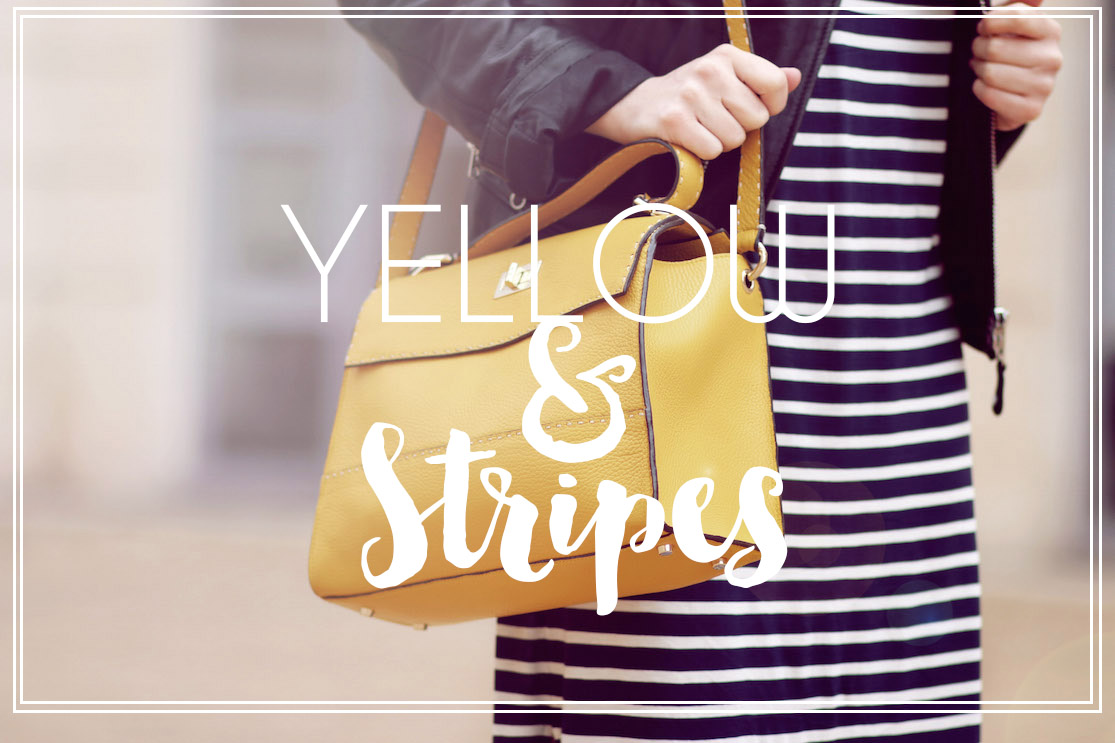 Yellow & Stripes