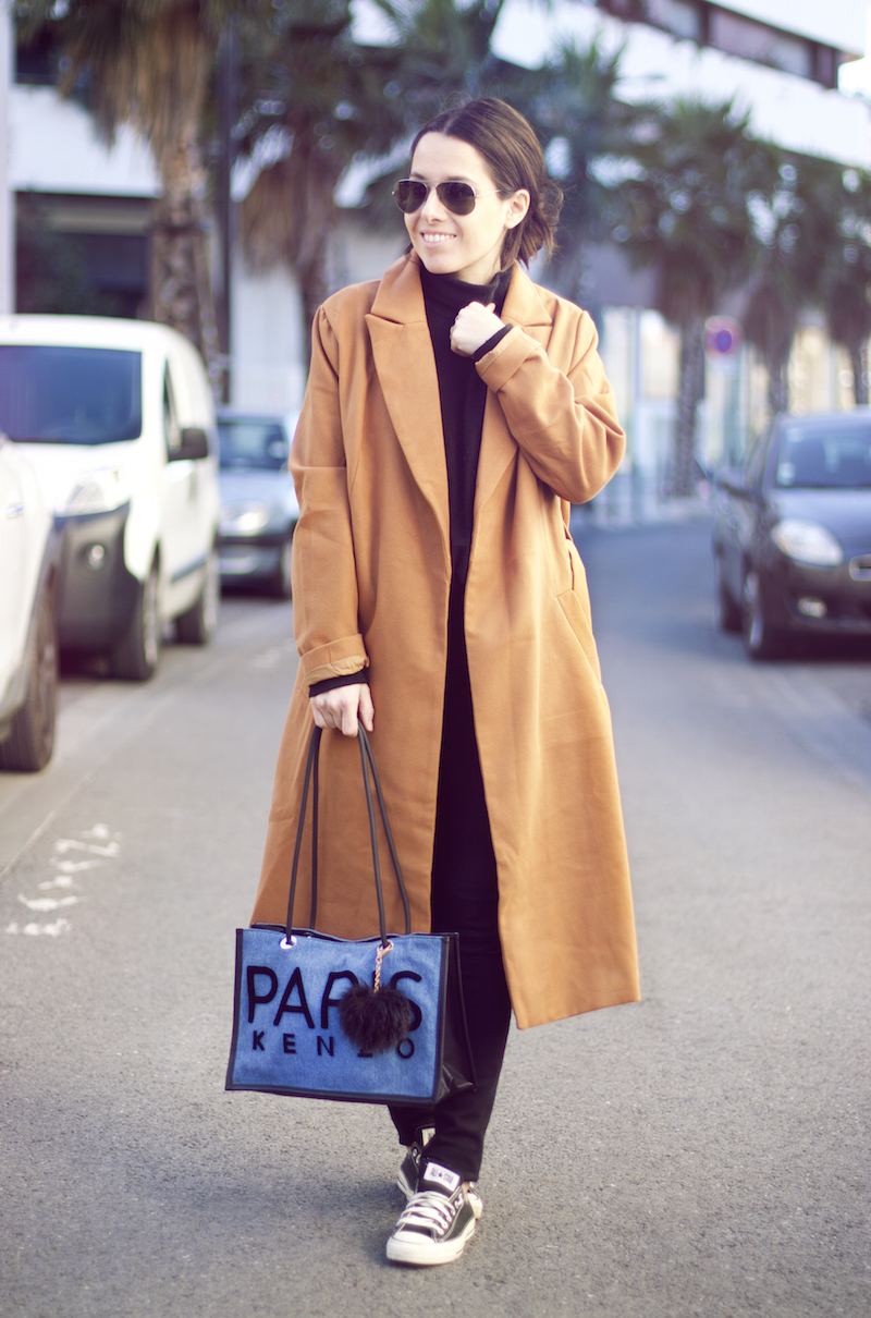 blog mode manteau camel