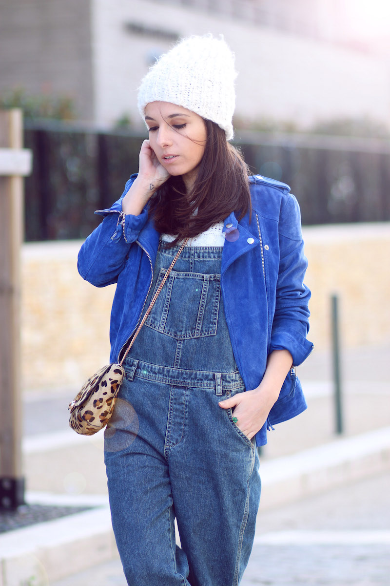blog mode perfecto bleu daim