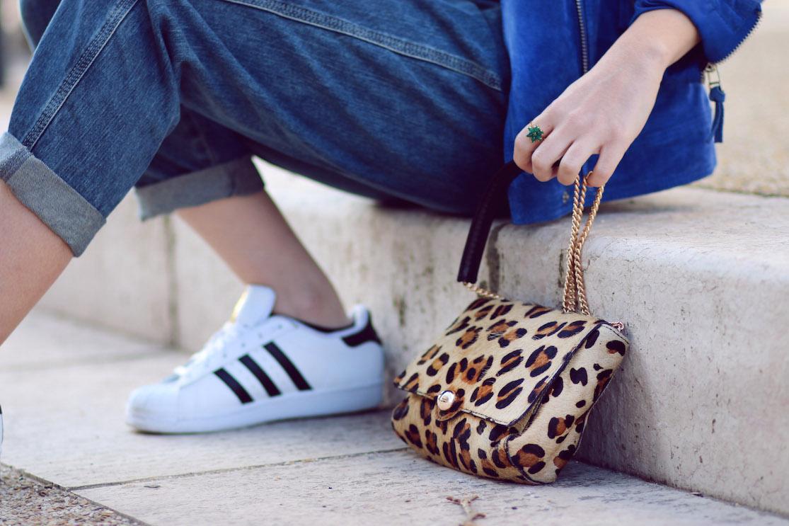 sac léopard blog mode