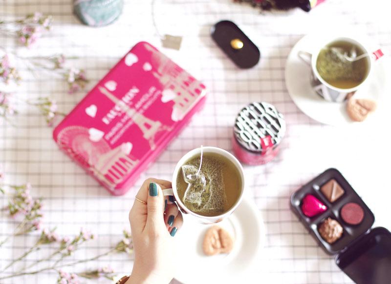 thé fauchon