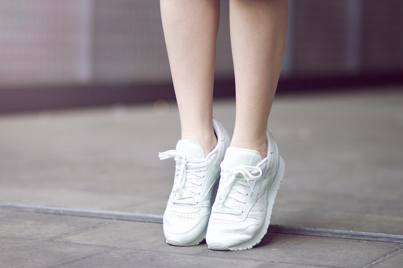 baskets reebok face blog mode