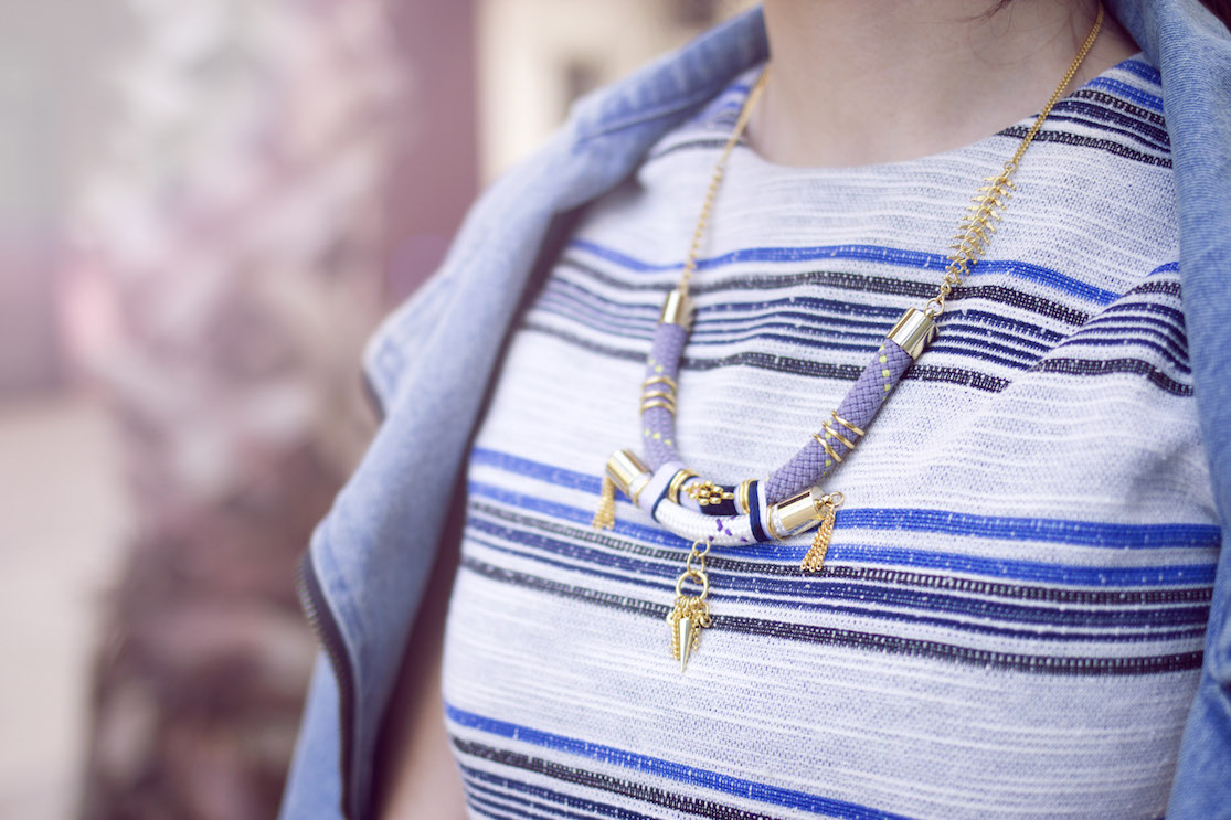 blog mode collier celine h2O