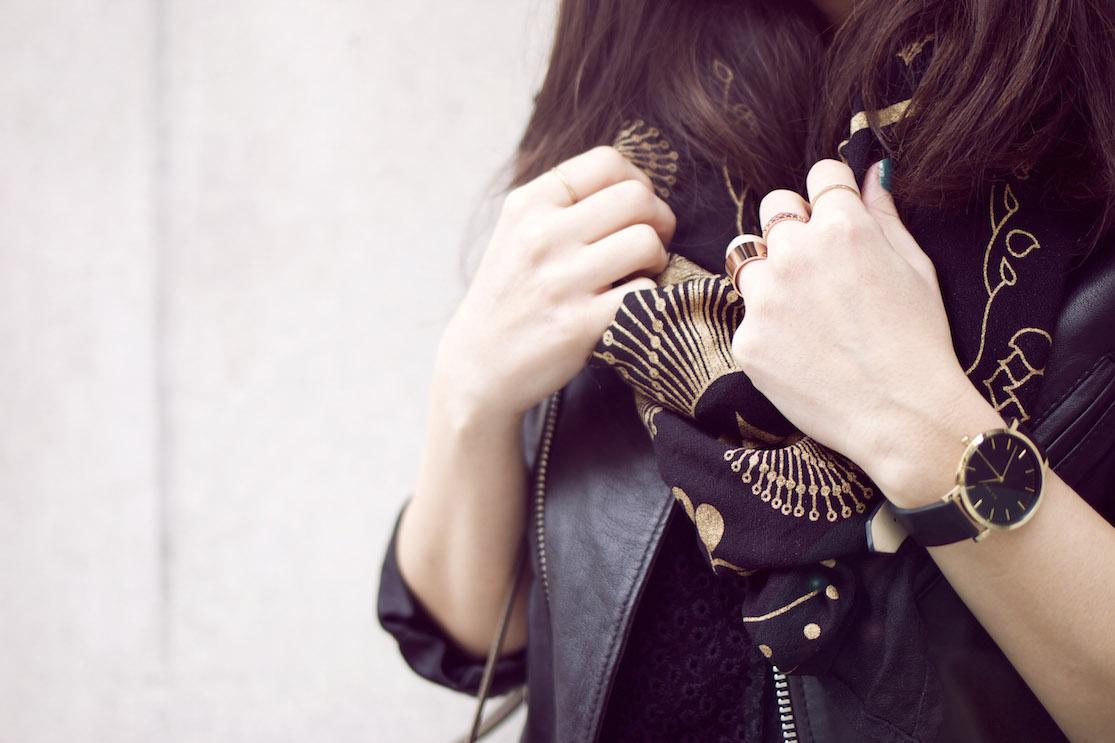 blog mode foulard maradji