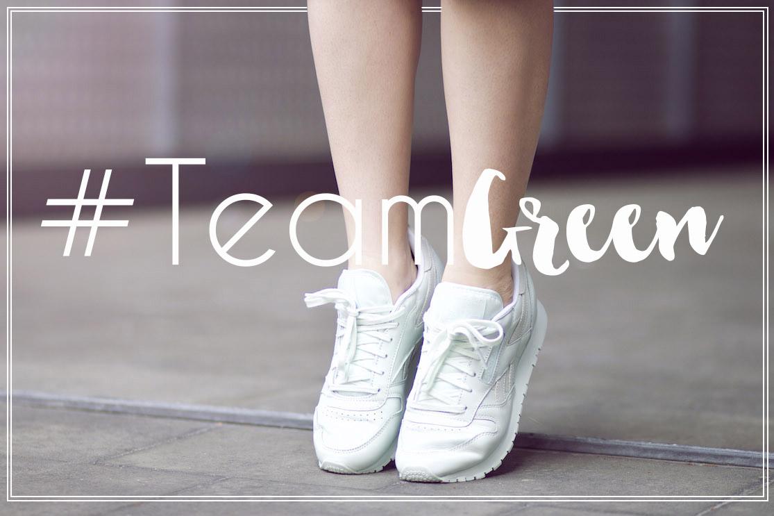 #TeamGreen