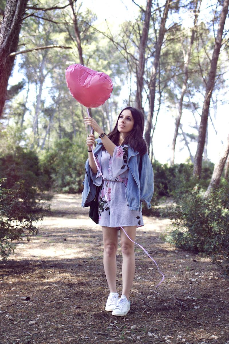 ballon rose mieux que des fleurs