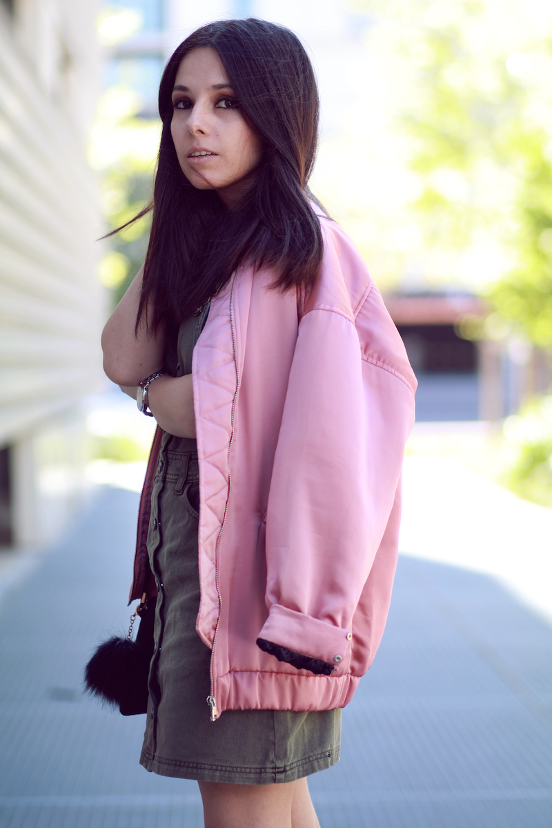 blog mode bomber rose