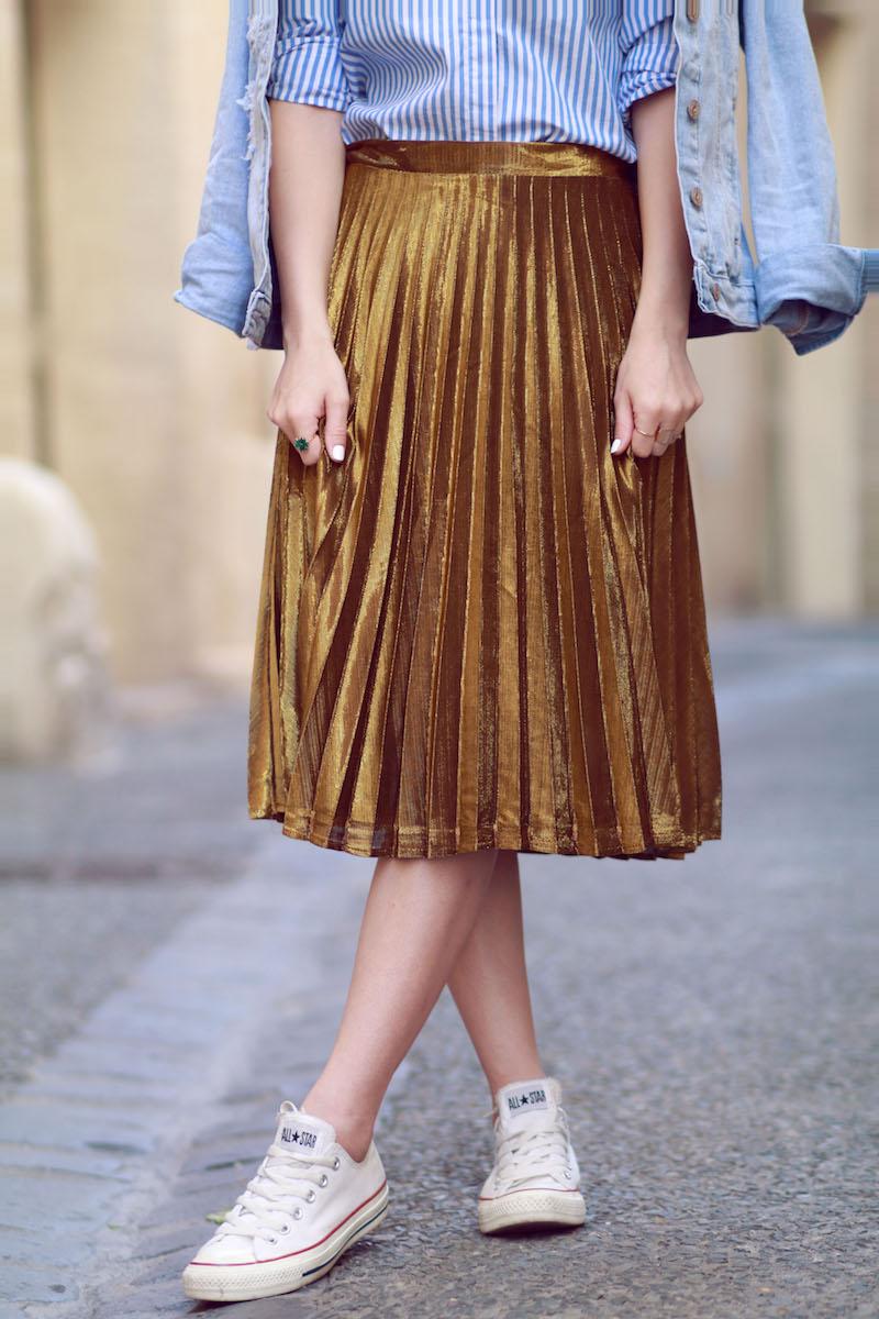 blog-mode-jupe-dorée