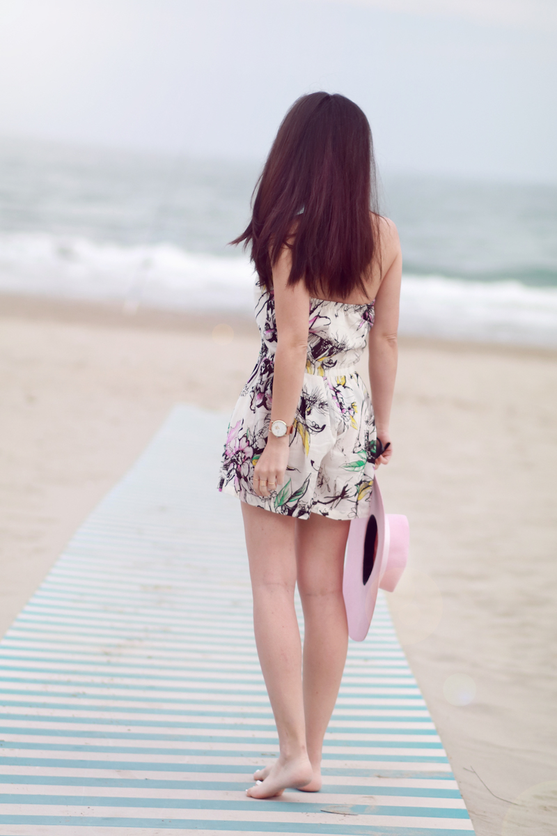 blog mode look plage