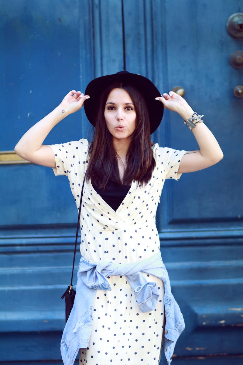 blog mode robe pois
